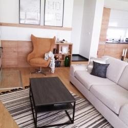Interiéry RD RYCHVALD - Koupelna/Obývací pokoj - PO