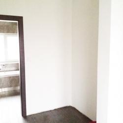 Interiéry RD RYCHVALD - Koupelna/Obývací pokoj - PŘED