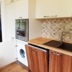 Kompletní rekonstrukce bytu v Ostravě Zábřehu včetně nové kuchyně - Po