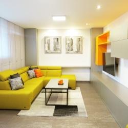Třinec - Obývací pokoj - Motykovi Po