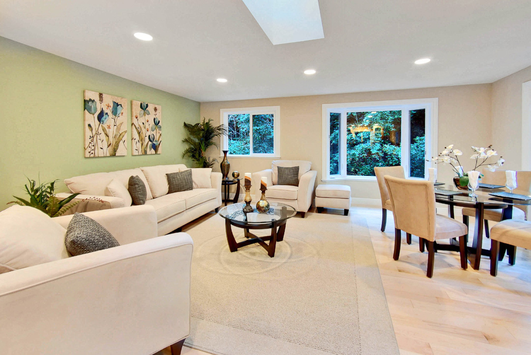 Home Staging - Obývací Pokoj