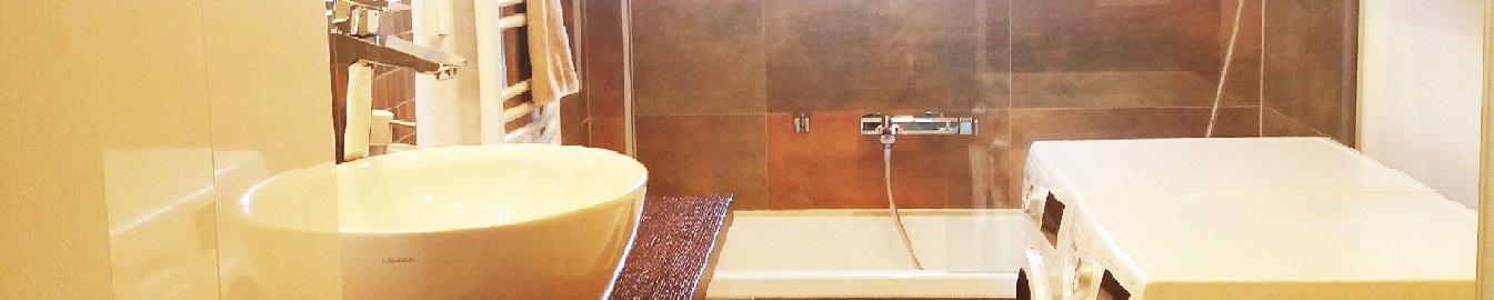 Moderní a praktická koupelna