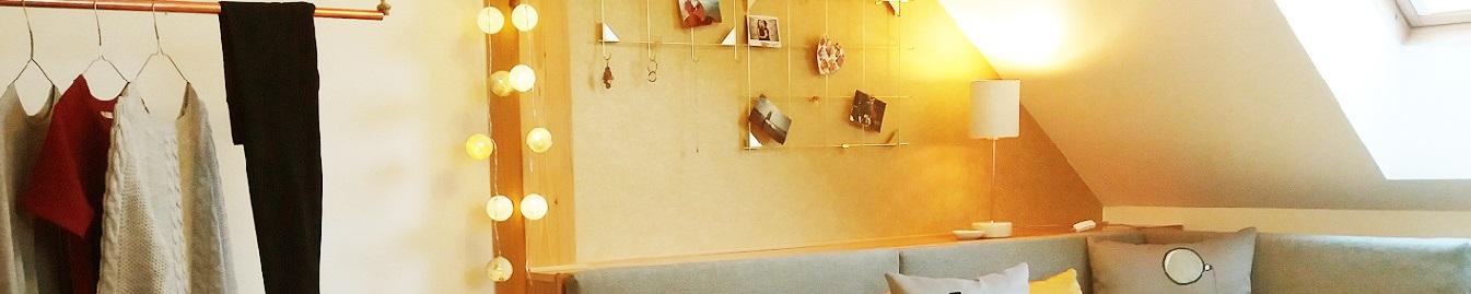 Design inspirace pokoj pro studenta